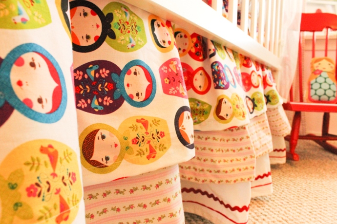 Babushka nursery 2