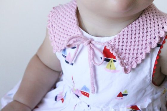 thimbleberry-collar-bib